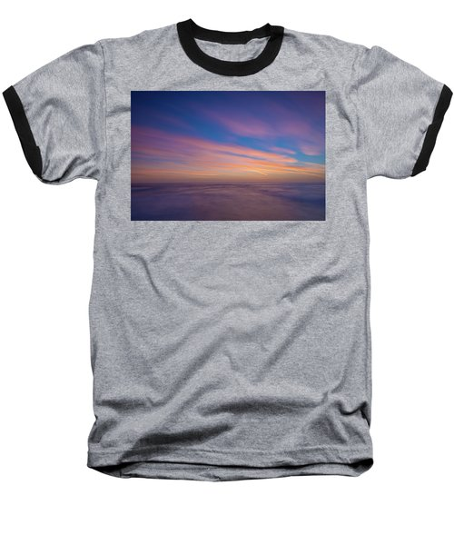 Ocean And Beyond Baseball T-Shirt