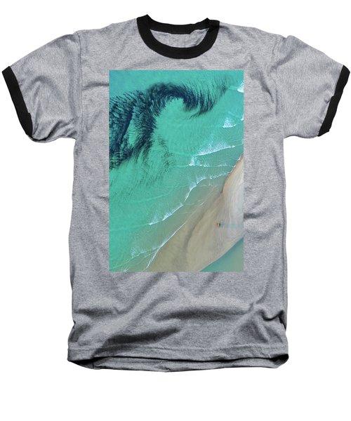 Ocean Art Baseball T-Shirt
