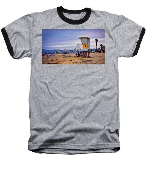 Ocean Beach Baseball T-Shirt
