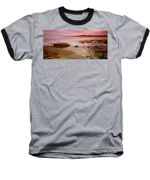 Ocean Beauty 801 Baseball T-Shirt by Kevin Chippindall