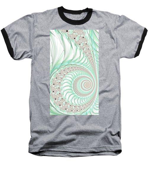 Ocean Beauty Baseball T-Shirt