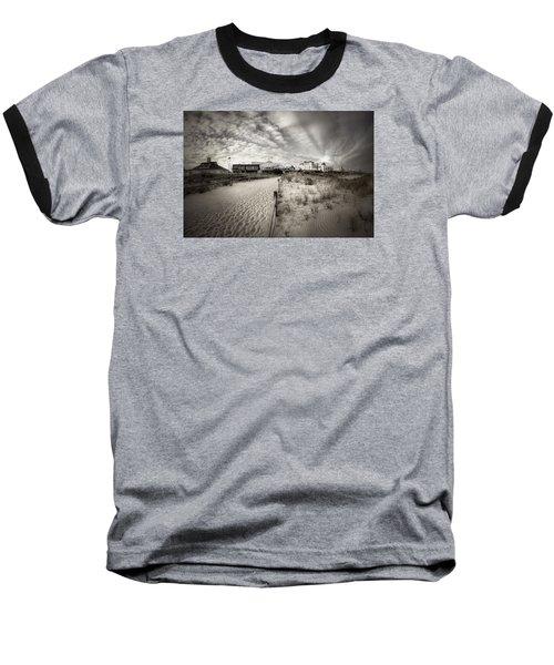 Ocean City Bw Baseball T-Shirt