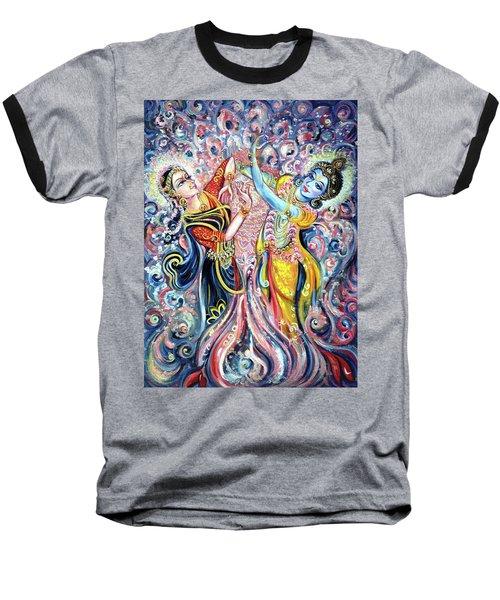 Ocean Dance Baseball T-Shirt