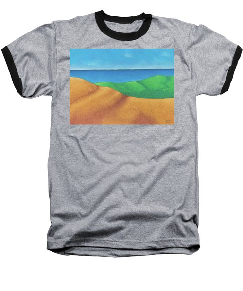 Ocean Daybreak Baseball T-Shirt