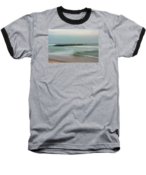 Ocean Flow 2 Baseball T-Shirt