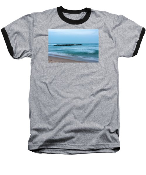 Ocean Flow Baseball T-Shirt