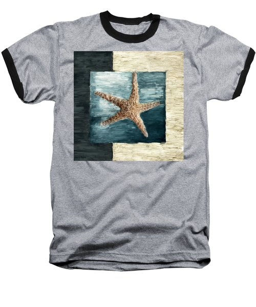 Ocean Gem Baseball T-Shirt