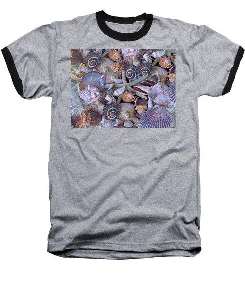 Ocean Gems 11 Baseball T-Shirt