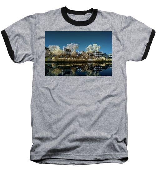 Ocean Grove Nj Baseball T-Shirt by Paul Seymour