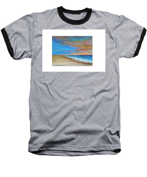 Ocean  Journey  Baseball T-Shirt