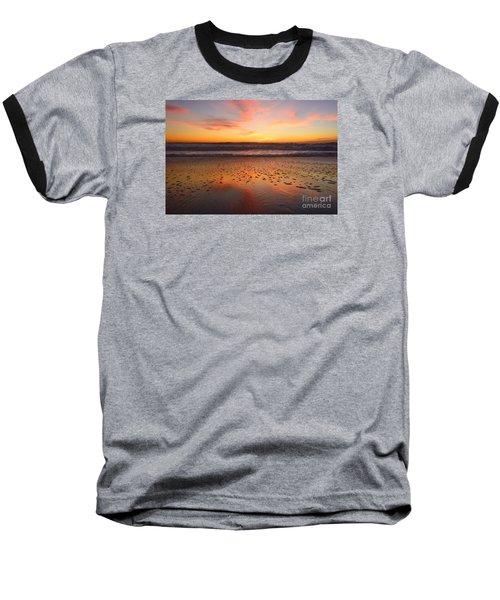 Ocean Light Baseball T-Shirt