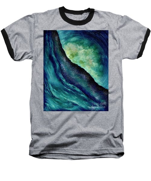 Ocean Meets Sky Baseball T-Shirt