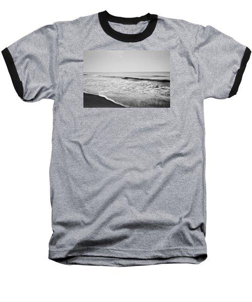 Ocean Patterns Baseball T-Shirt by Scott Meyer