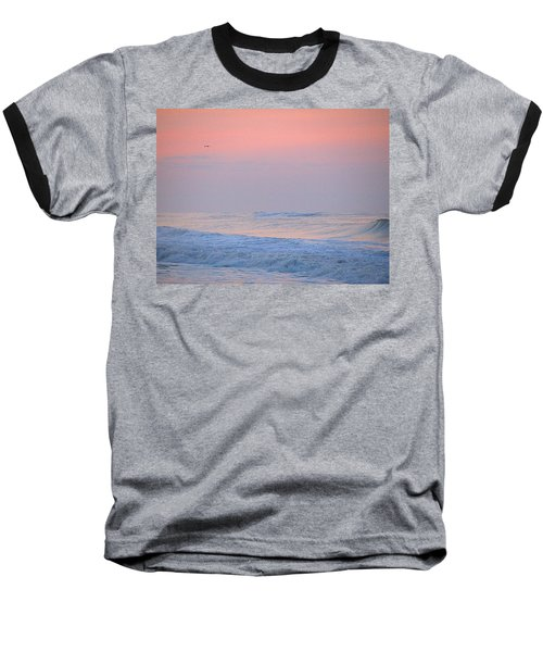 Ocean Peace Baseball T-Shirt