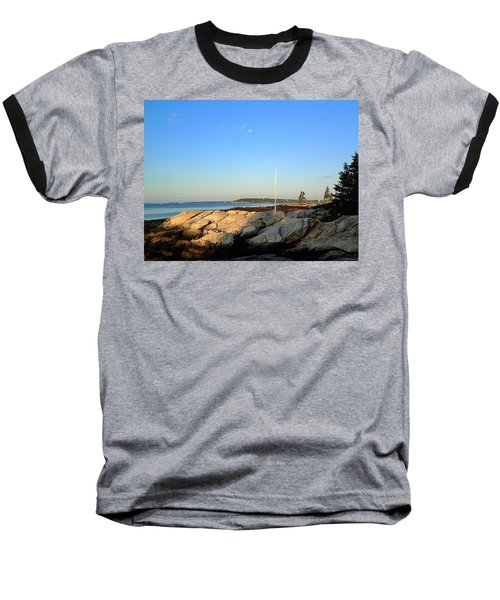 Ocean Point Baseball T-Shirt