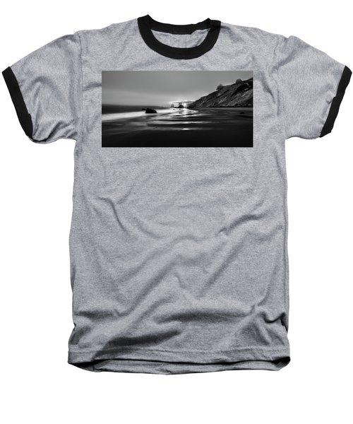 Ocean Rhythm Baseball T-Shirt by Jon Glaser