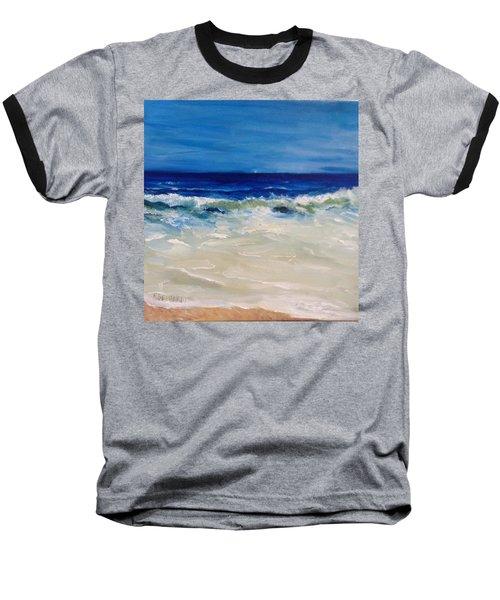 Ocean Roar Baseball T-Shirt