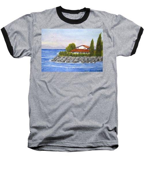 Ocean Scene  Baseball T-Shirt