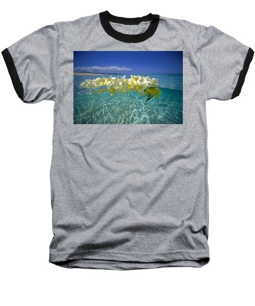 Ocean Surface Baseball T-Shirt