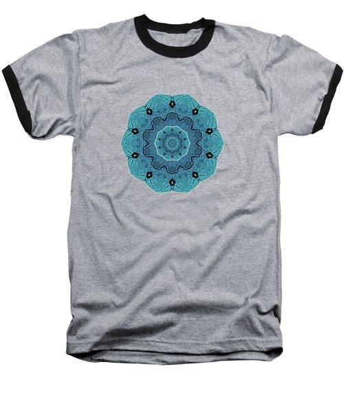 Ocean Swell By V.kelly Baseball T-Shirt