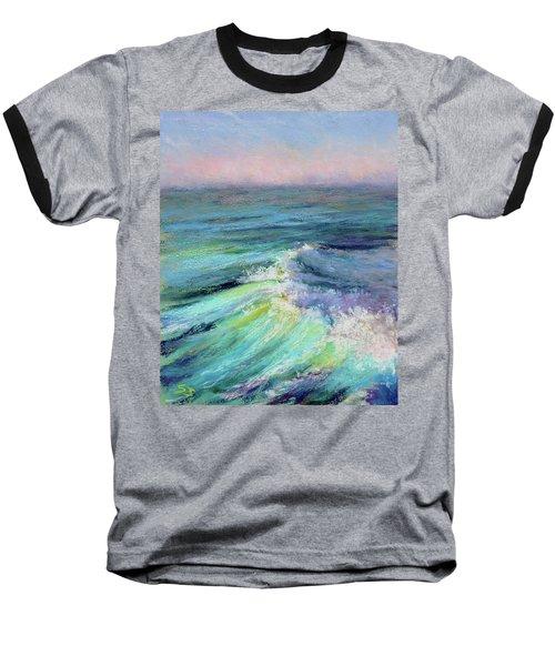 Ocean Symphony Baseball T-Shirt