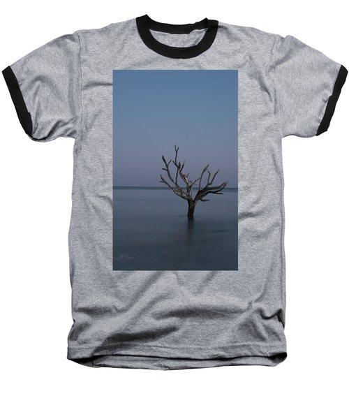 Ocean Tree Baseball T-Shirt