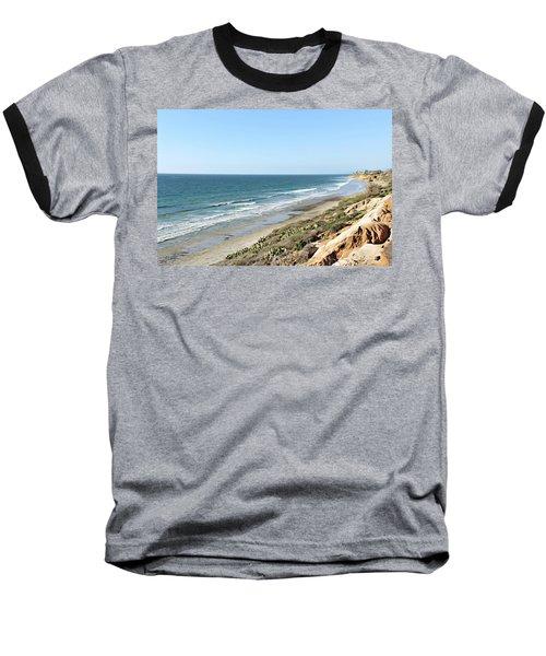 Ocean View Baseball T-Shirt