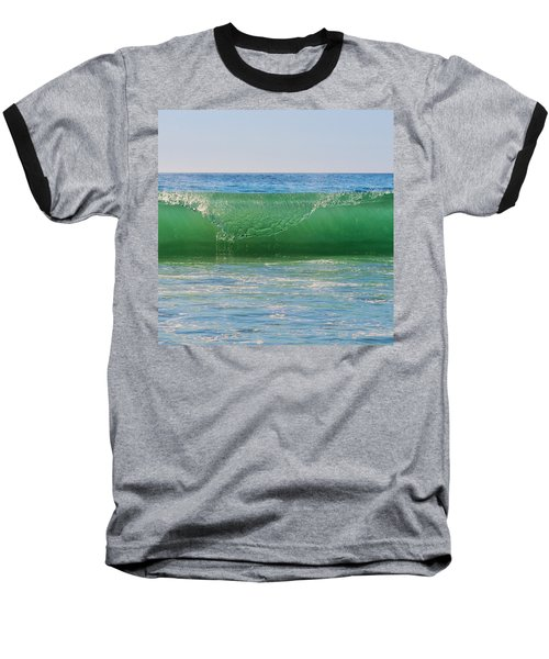 Ocean Wave Baseball T-Shirt