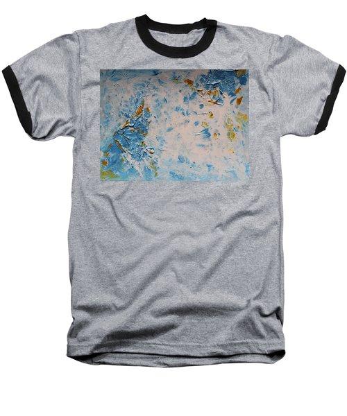 Ocean Whisper Baseball T-Shirt