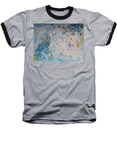 Ocean Whisper Baseball T-Shirt