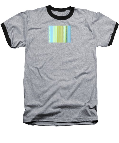 Oceana Stripes Baseball T-Shirt