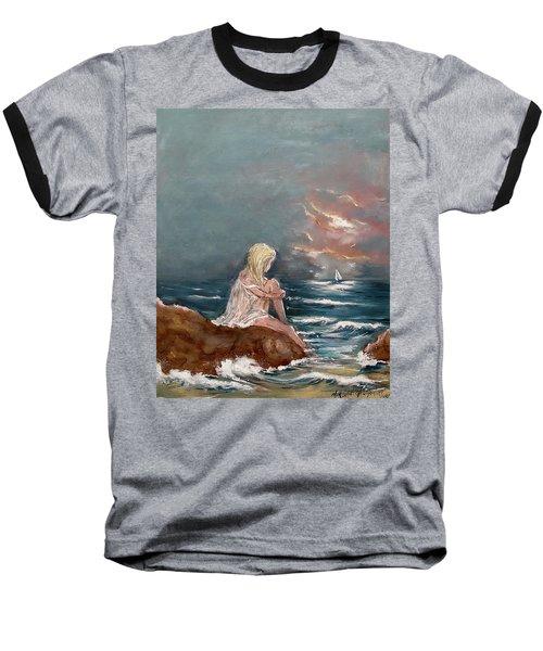 Oceanic Relaxation Baseball T-Shirt
