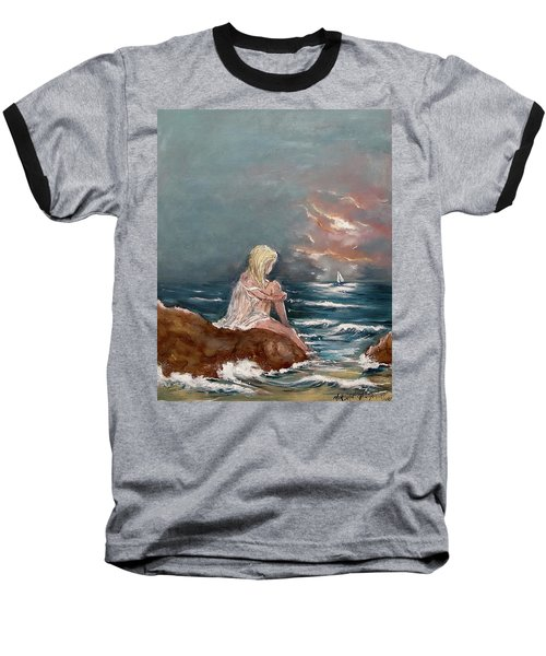 Oceanic Relaxation Baseball T-Shirt