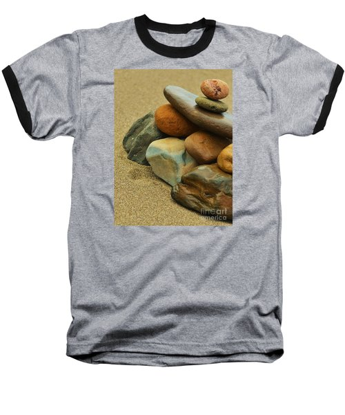 Ocean's Art Baseball T-Shirt