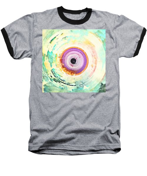 Oceans Baseball T-Shirt