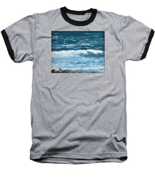 Oceanside 3 O'clock Baseball T-Shirt