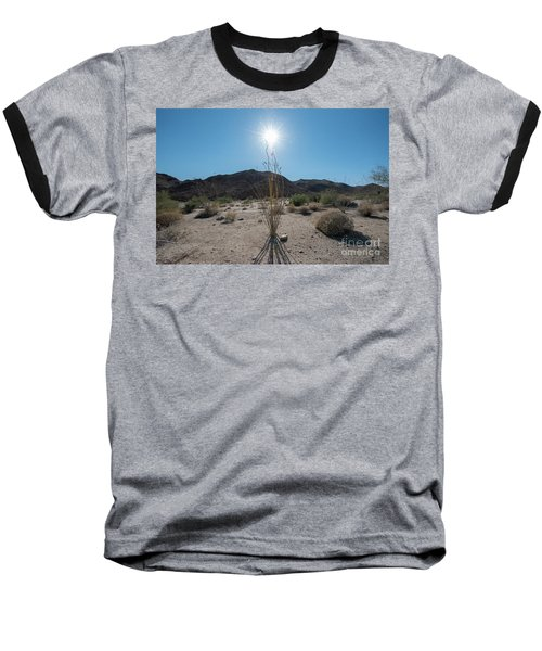 Ocotillo Glow Baseball T-Shirt