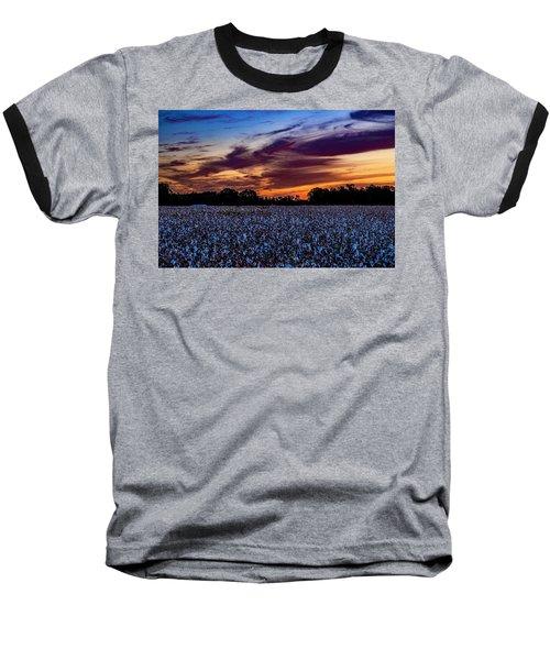 October Cotton Baseball T-Shirt