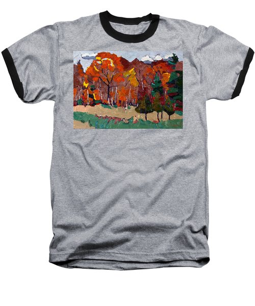 October Forest Baseball T-Shirt