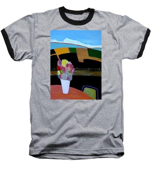 October Morning 22 Baseball T-Shirt by Bill OConnor