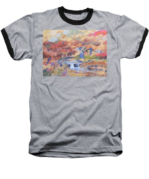 October Walk Baseball T-Shirt