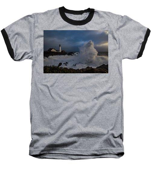 Octobercane Baseball T-Shirt