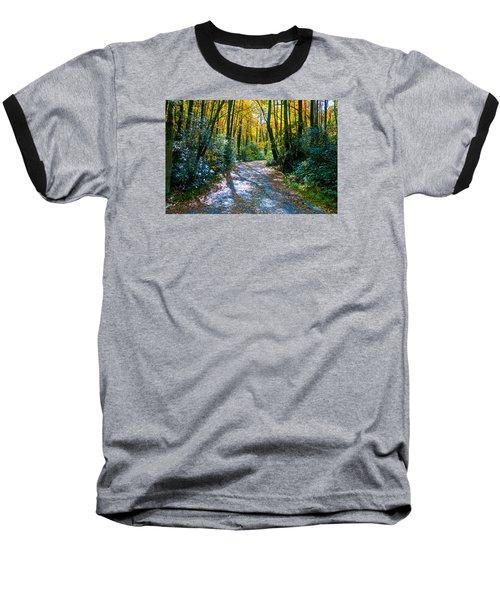 October's Path Baseball T-Shirt
