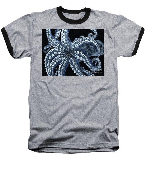 Octopoda Baseball T-Shirt
