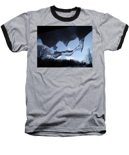 Odd Icicle Baseball T-Shirt