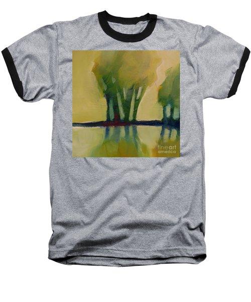 Odd Little Trees Baseball T-Shirt