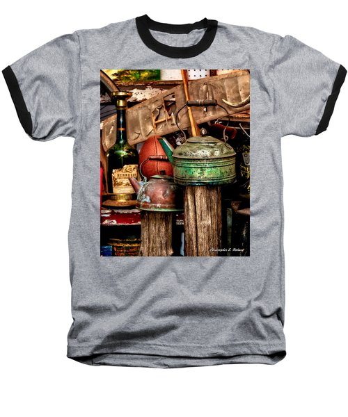 Odds And Ends Baseball T-Shirt