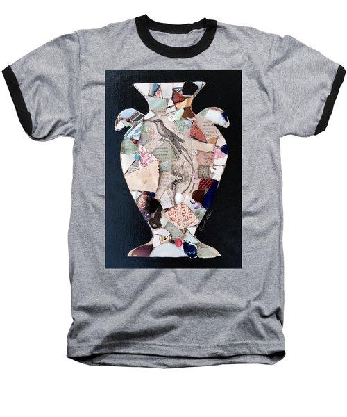 Ode To A Broken Urn Baseball T-Shirt