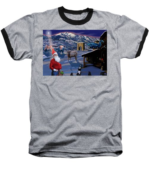 Ode To Smokey Baseball T-Shirt