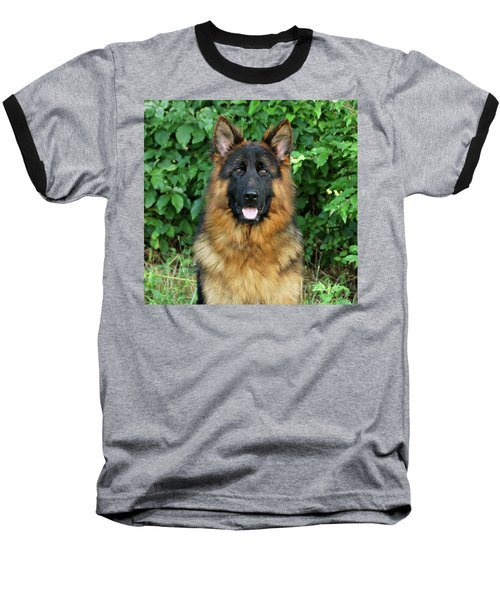 Baseball T-Shirt featuring the photograph Oden by Sandy Keeton